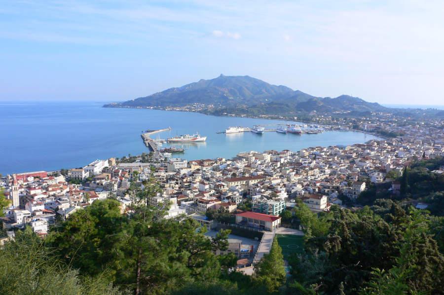 Zante, Islas Jónicas, Grecia