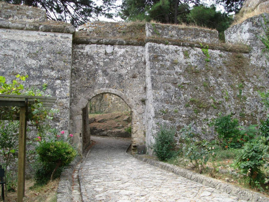 Castillo en Zante