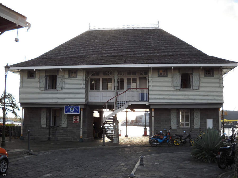National Coast Guard Station, Port Louis