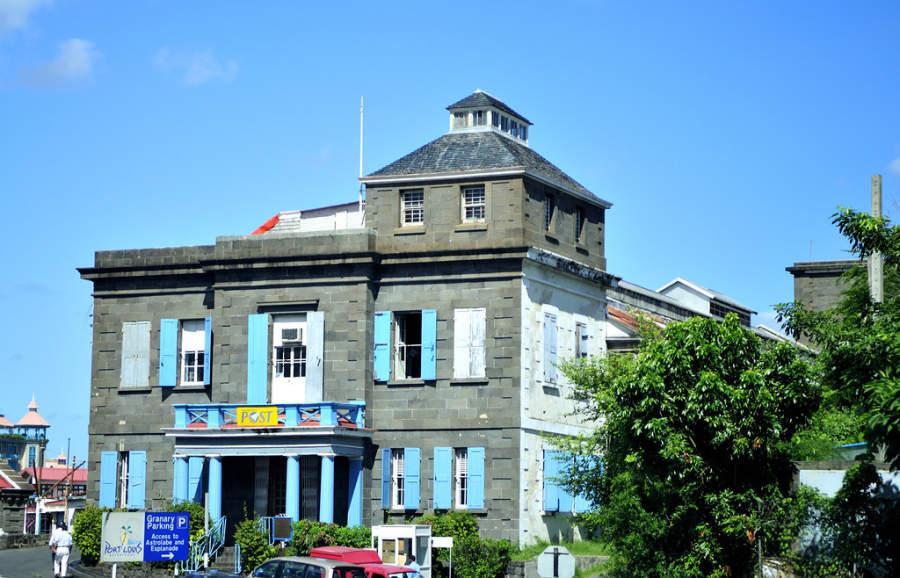 Oficinas de correo en Port Louis