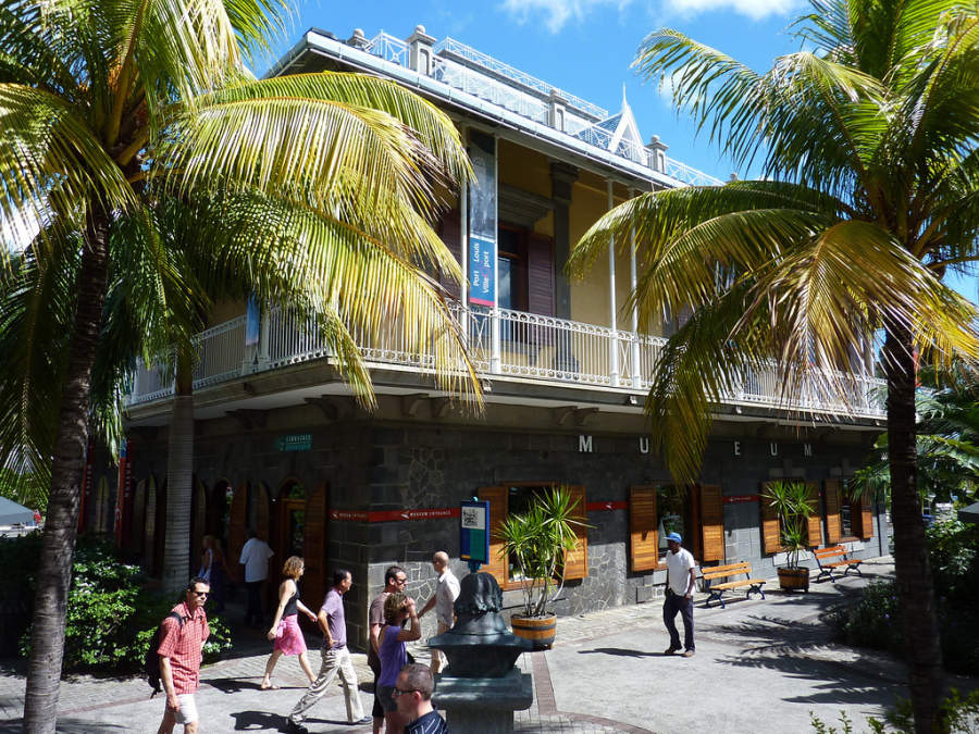 Museo en Port Louis