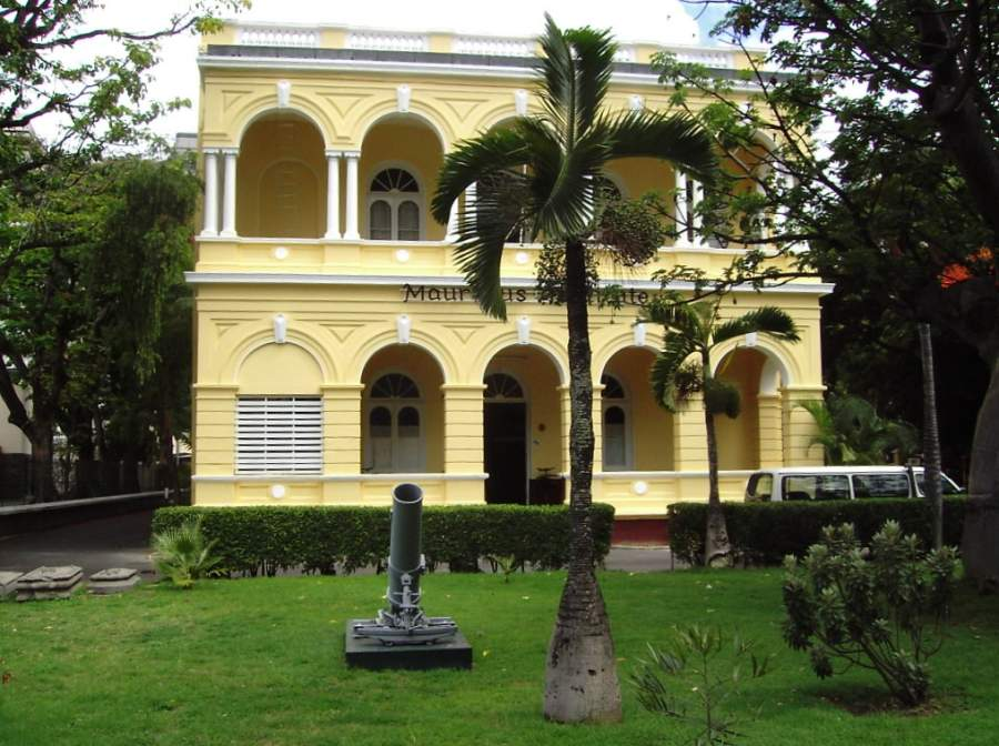 Natural History Museum, museo de historia natural en Port Louis
