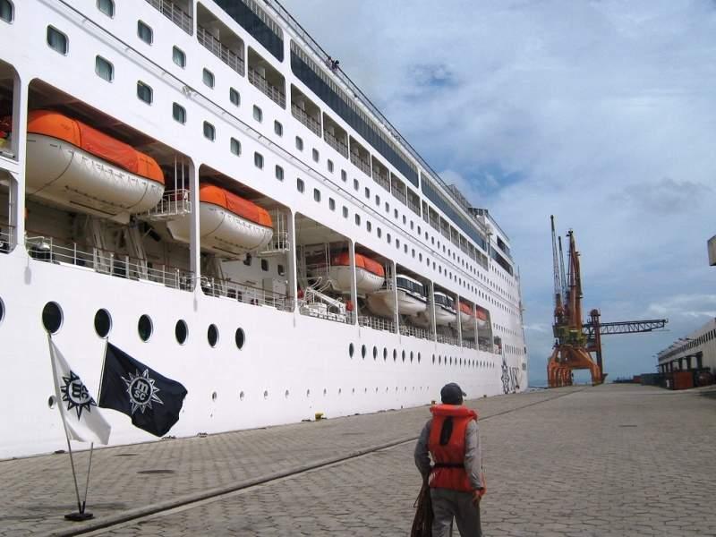 Crucero en Ilhéus