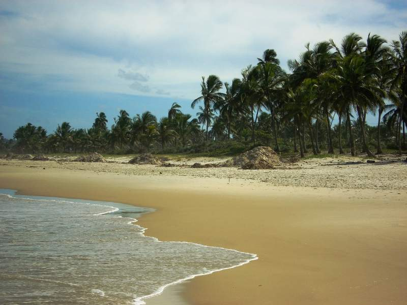 Praia de Olivenca