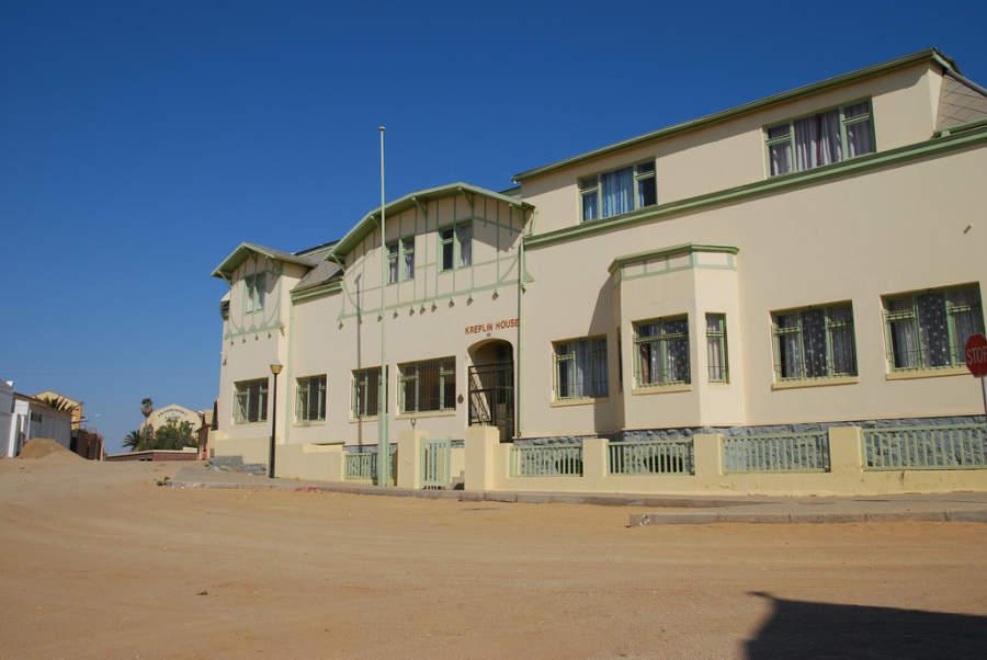 Kreplin House, casa histórica en Lüderitz