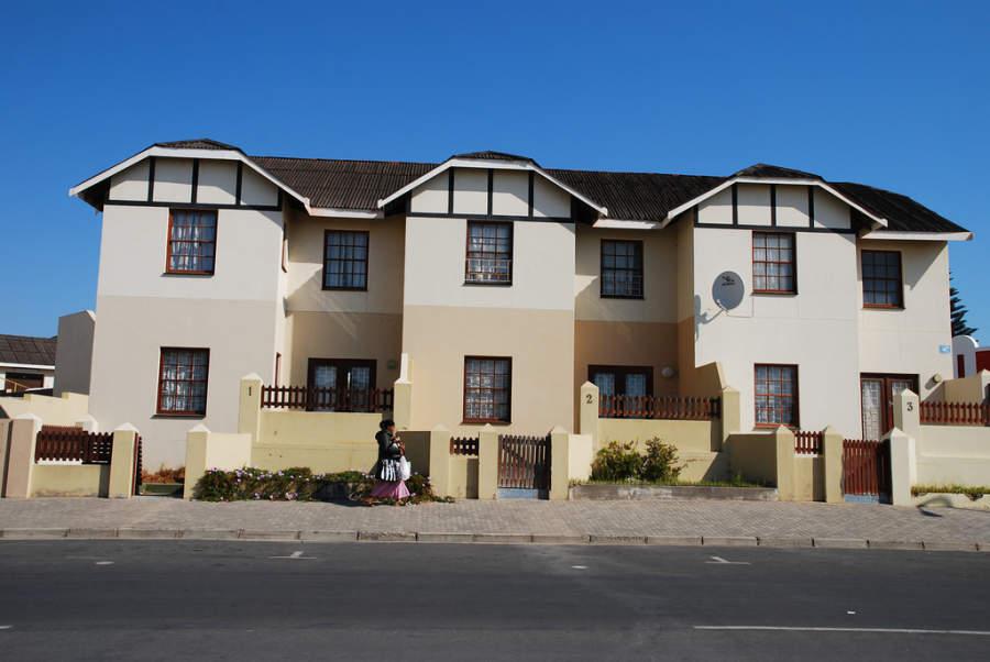 Viviendas en Lüderitz