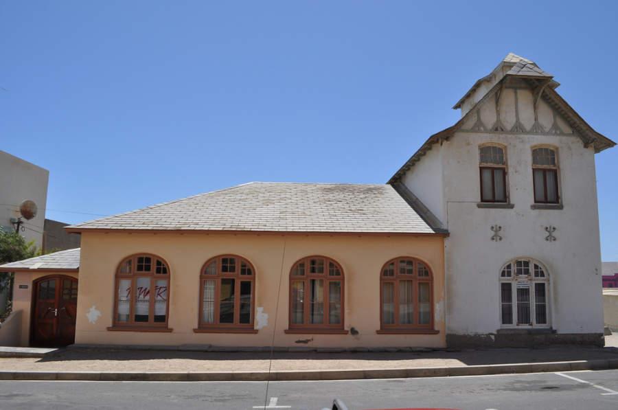 Old Post Office, antigua oficina de correos en Lüderitz