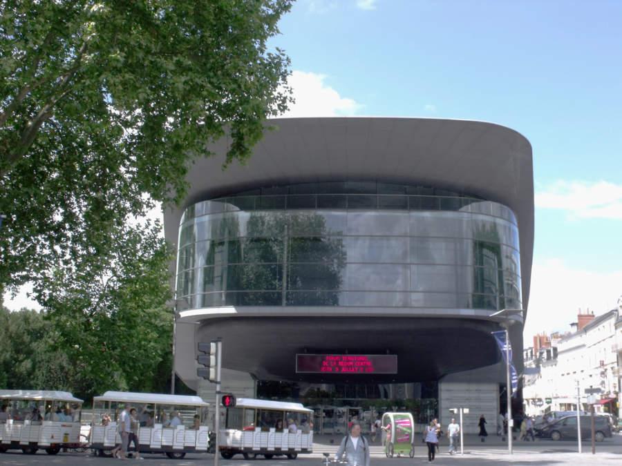 Palais des Congrés Vinci, centro de convenciones en Saint-Nazaire