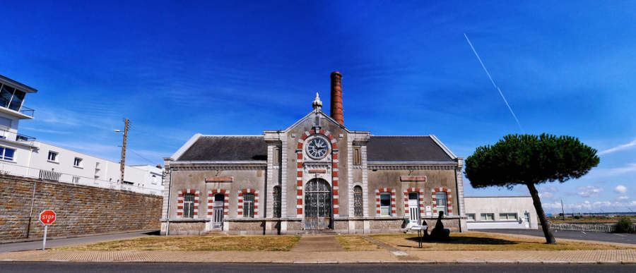 L'usine élévatoire de Saint-Nazaire, antigua fábrica