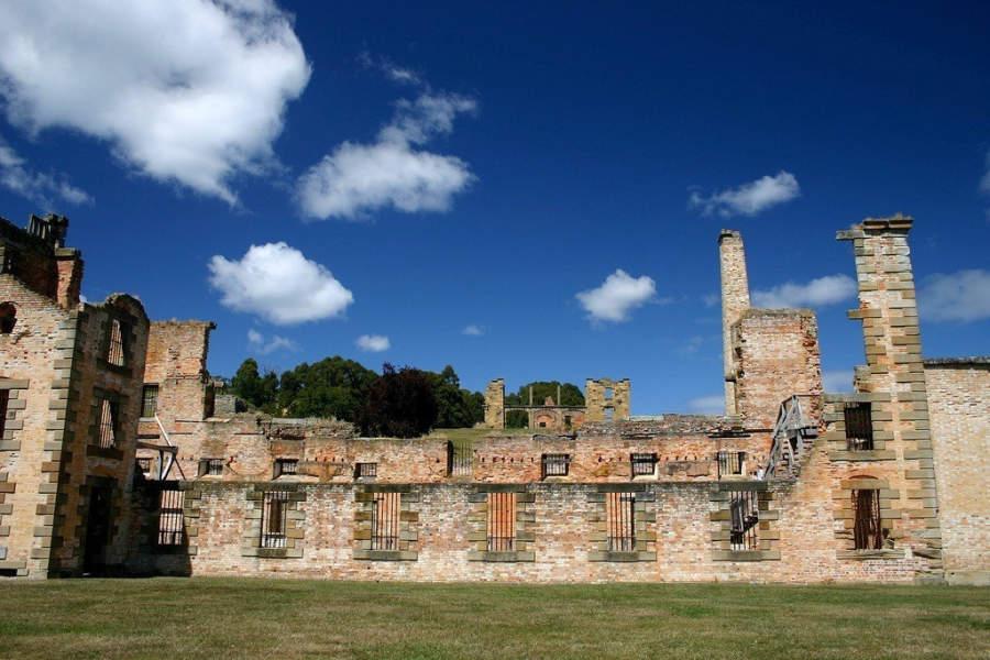 Arthur es actualmente un área histórica y museo al aire libre
