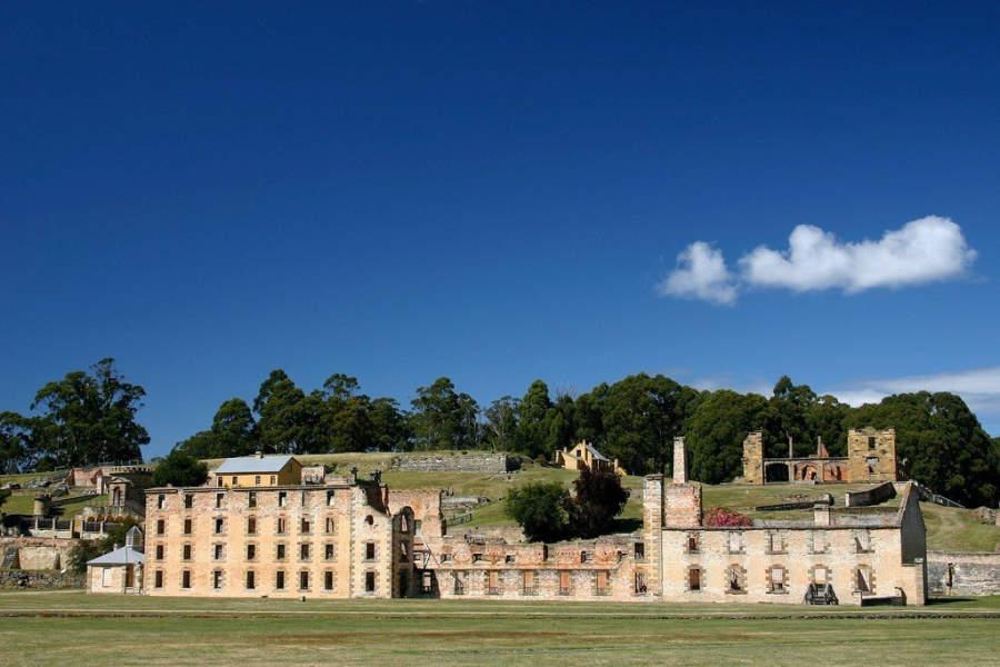 Port Arthur fue un antiguo poblado de convictos
