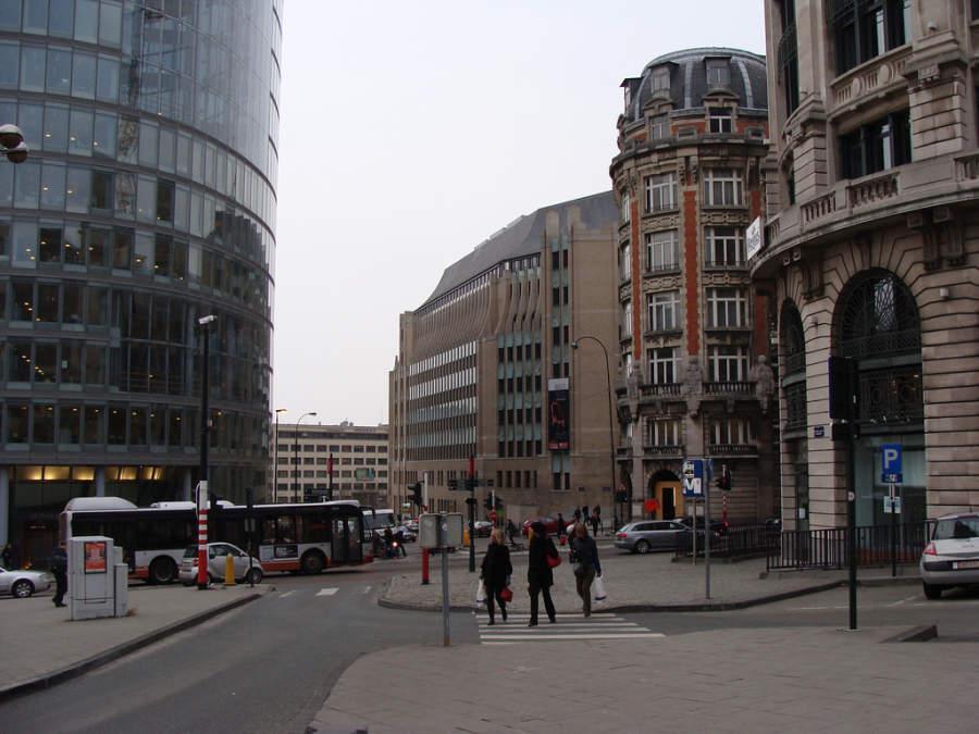 Avenida en Quartier Européen