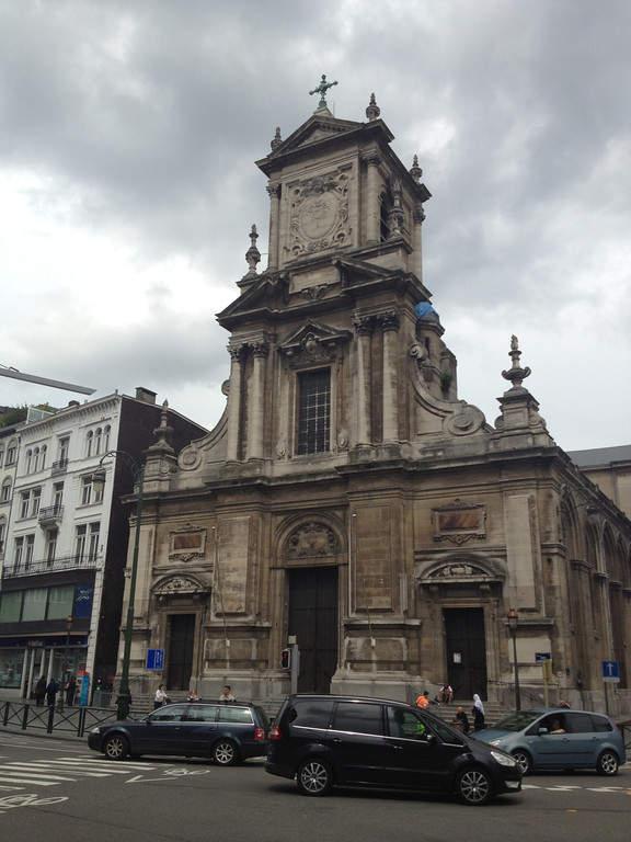 Iglesia en Bruselas
