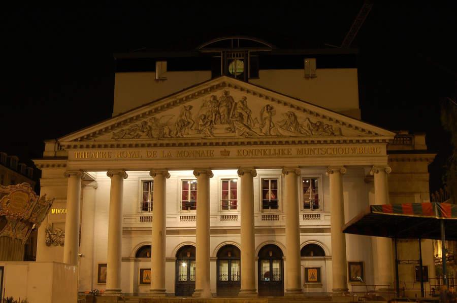 Théâtre de la Monnaie, teatro en Bruselas