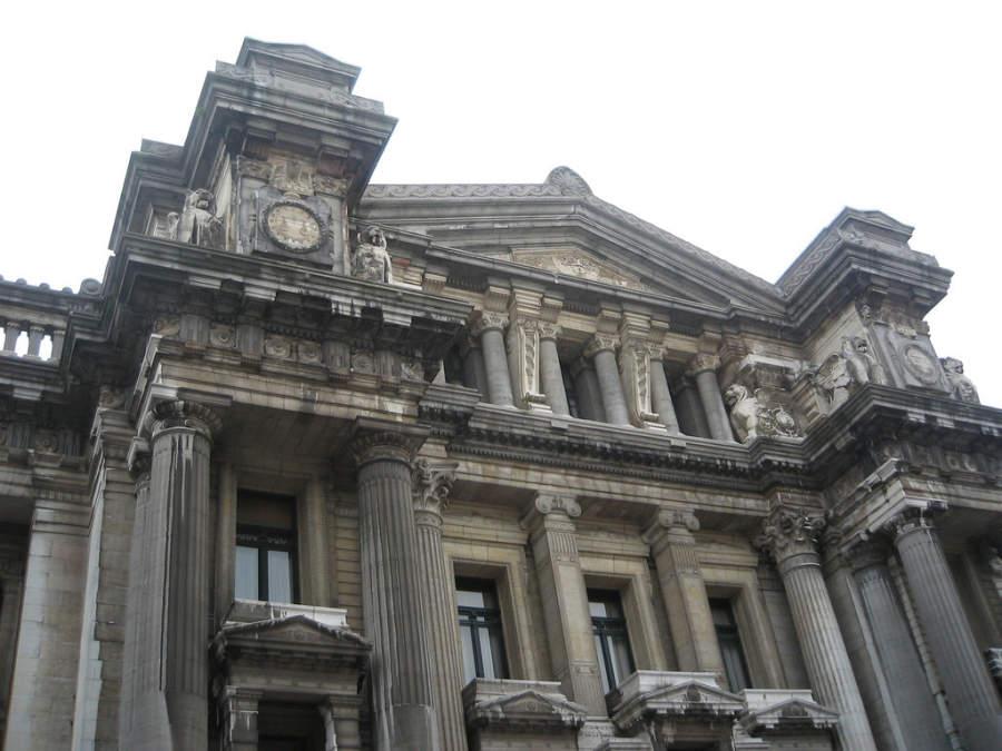 Palais de justice de Bruxelle, Palacio de Justicia de Bruselas