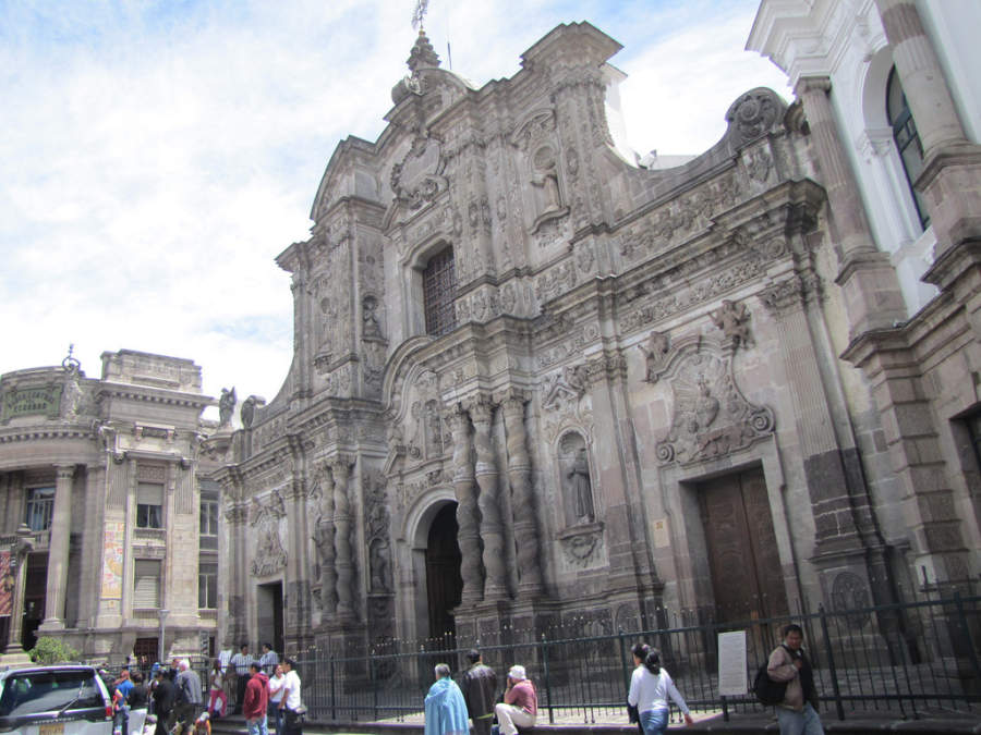 Iglesia en Quito