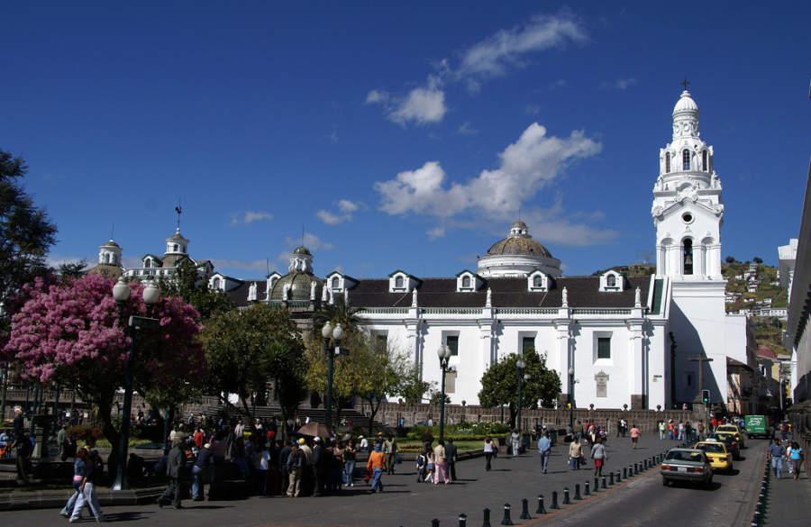 Catedral Metropolitana, Quito