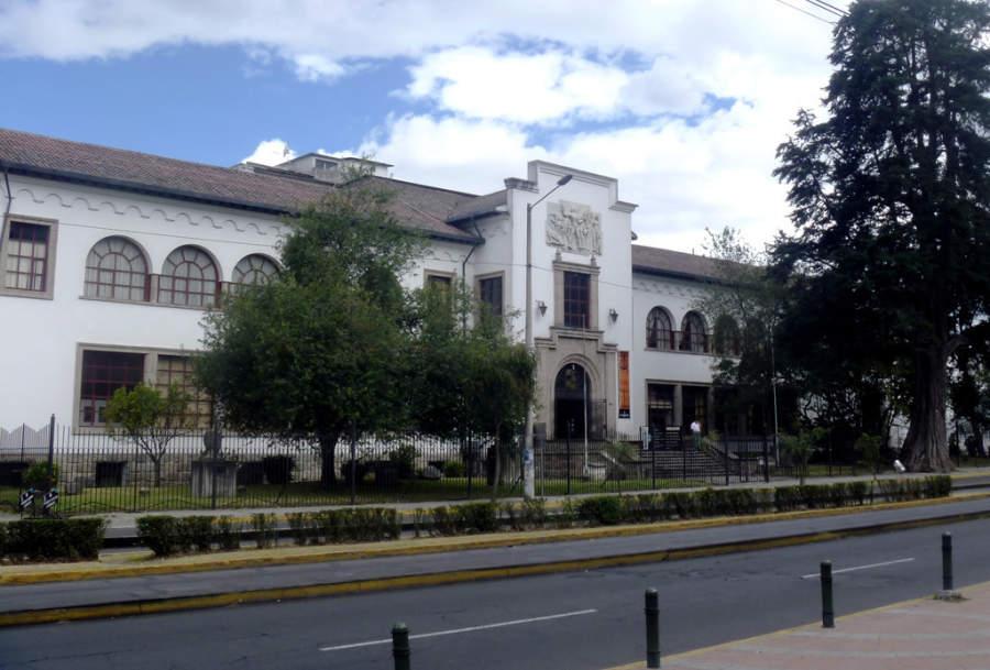 Palacio Benjamín Carrión, Casa de la Cultura Ecuatoriana