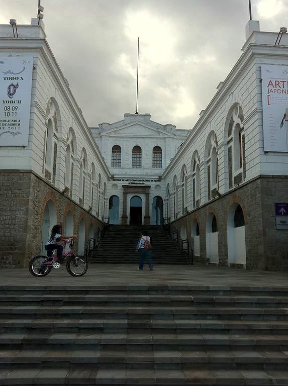 Centro de Arte Contemporáneo de Quito