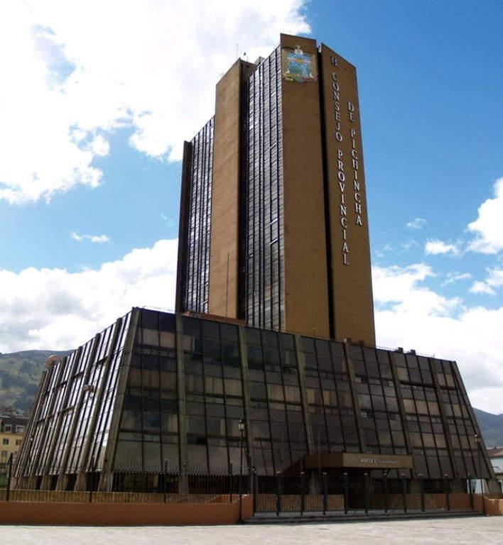 Torre Consejo Provincial de Pichincha