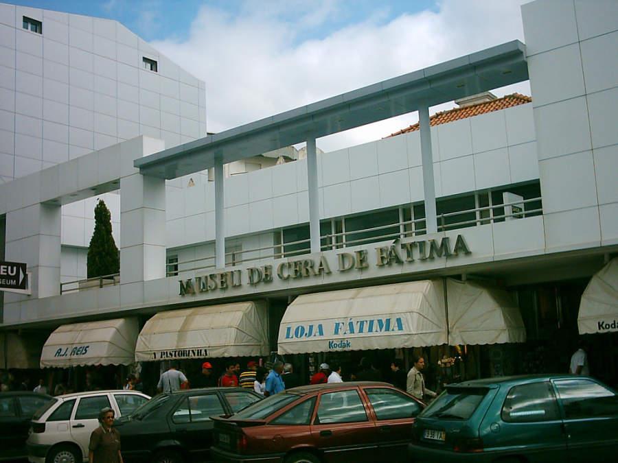 Entra al Museo de Cera de Fátima
