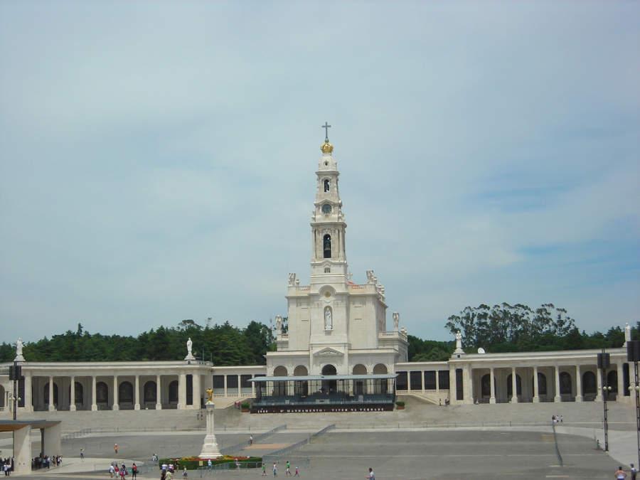 Fátima es un importante destino religioso