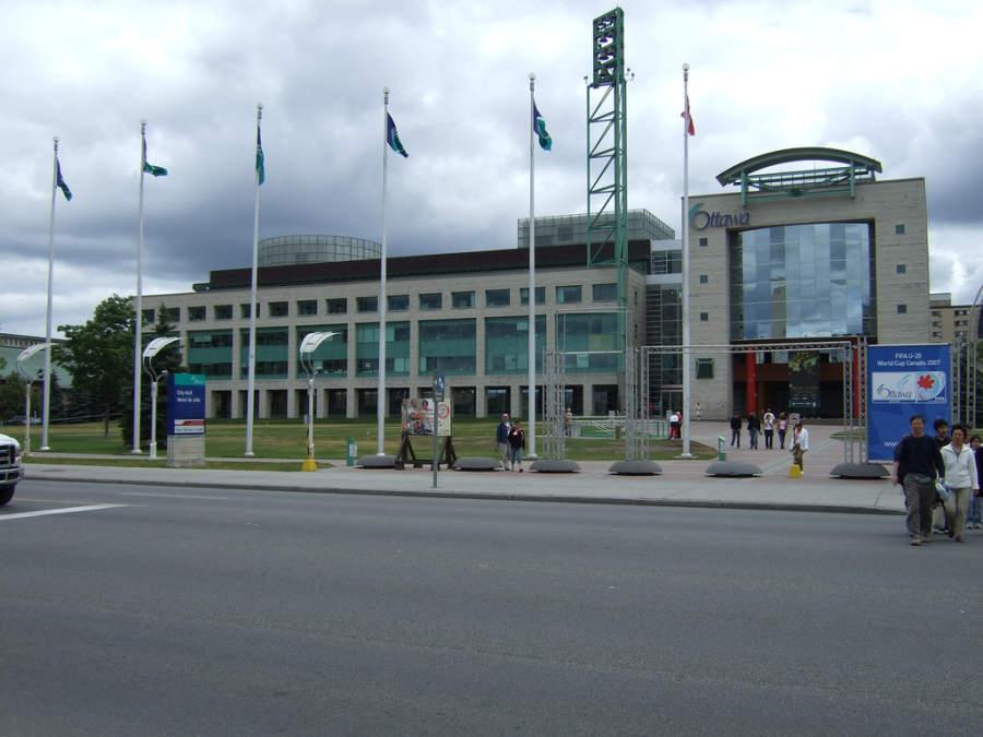 Edificio del Ayuntamiento de Ottawa