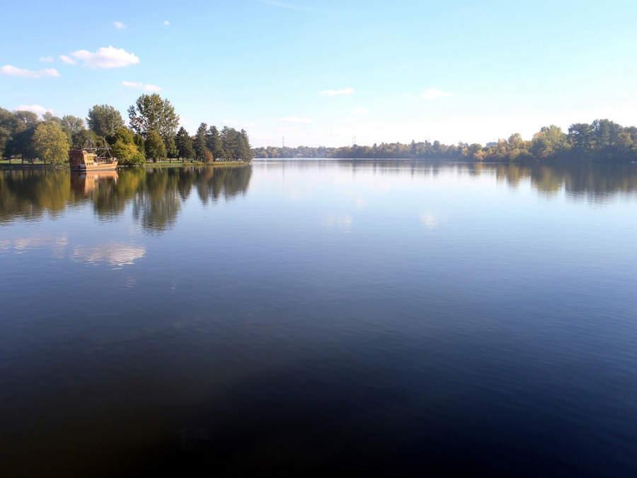 En los alrededores de Ottawa hay áreas naturales