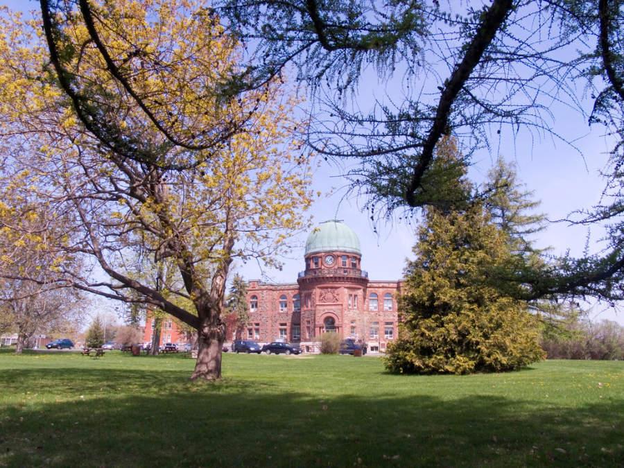 Dominion Observatory es un antiguo observatorio en Ottawa