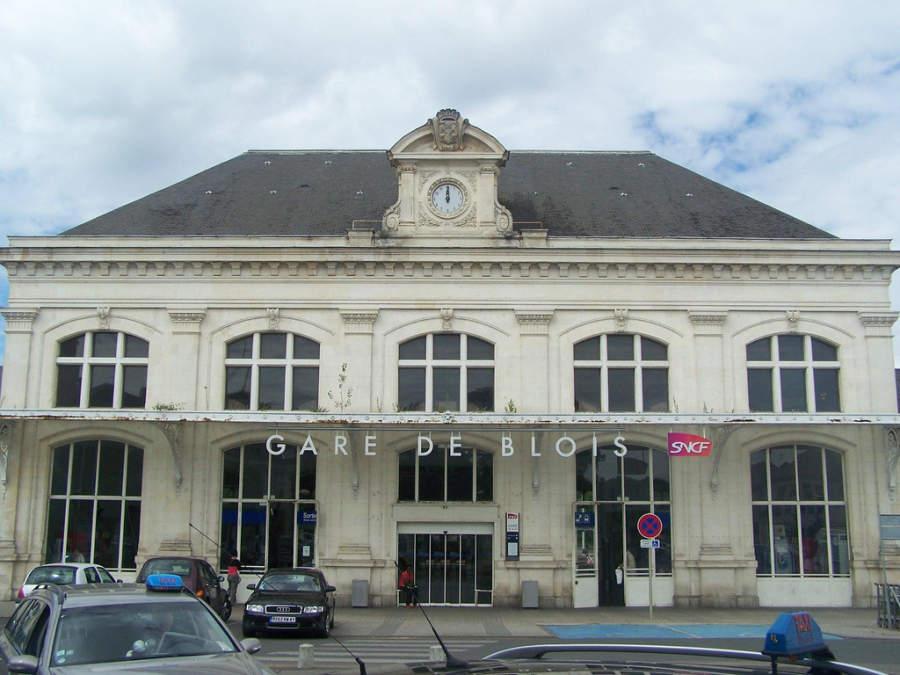 Estación de Tren Gare de Blois