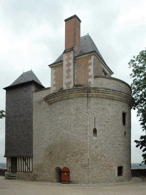 Detalle del Castillo Real