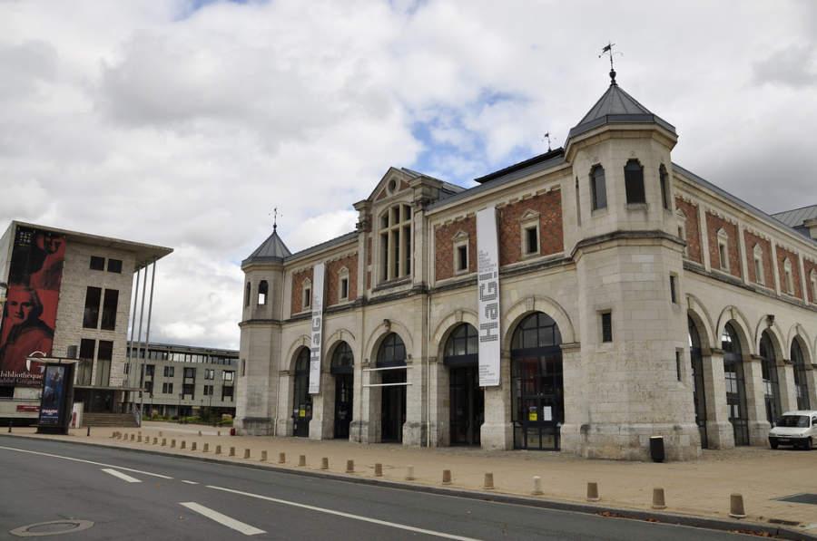 Biblioteca de la ciudad de Blois