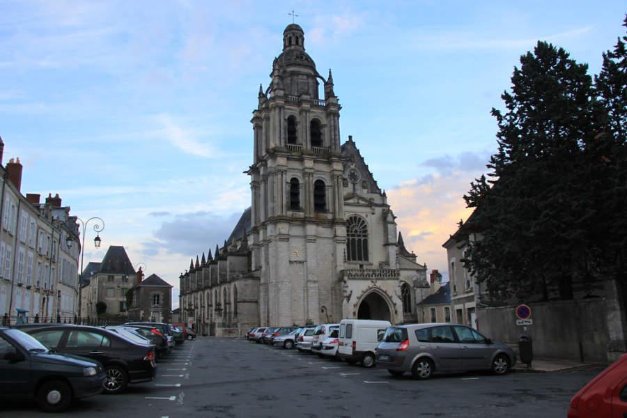 Catedral de Saint-Louis de Blois