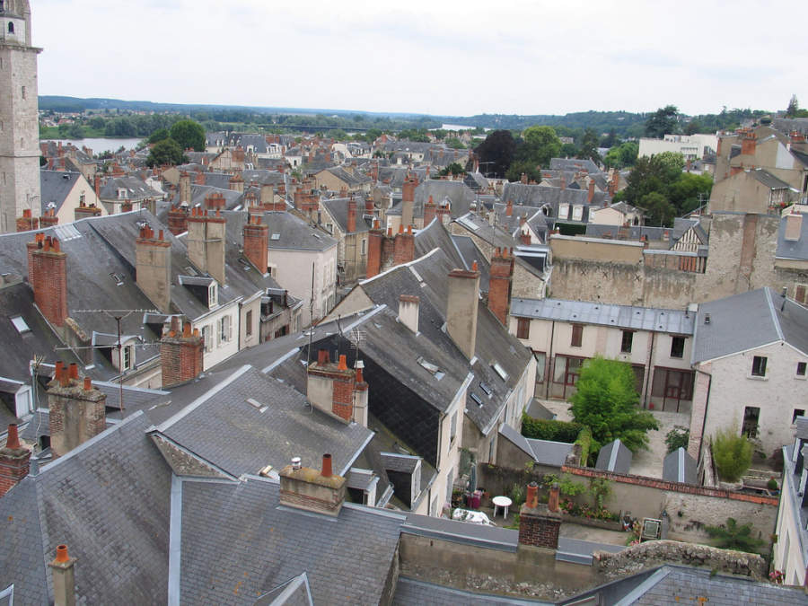 Blois, Centro, Francia