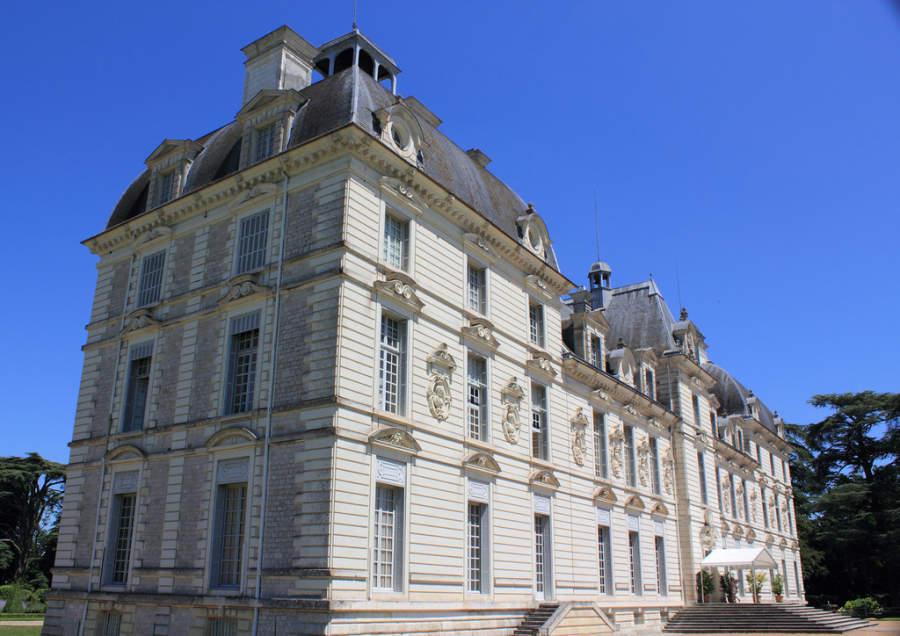Château de Cheverny, castillo ubicado en las cercanías de Blois