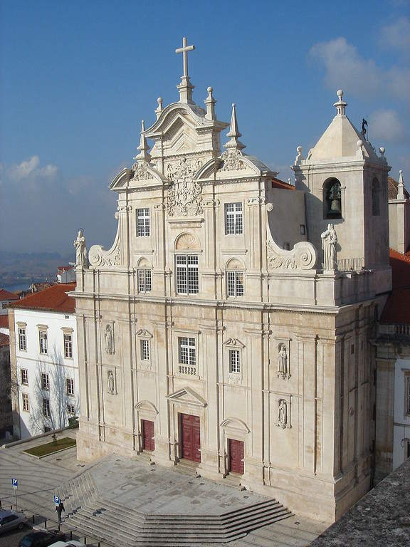 Catedral Nueva en Coímbra