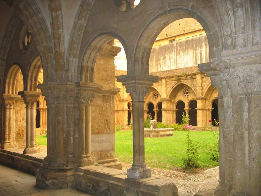 Patio de la Catedral Vieja
