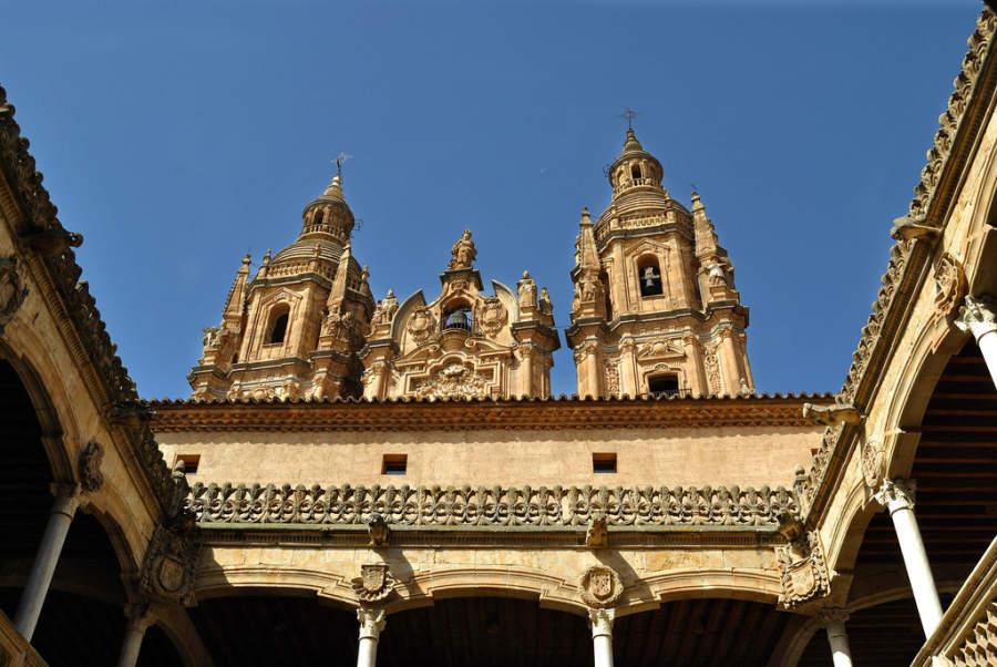 Casa de las Conchas cuenta con un estilo gótico