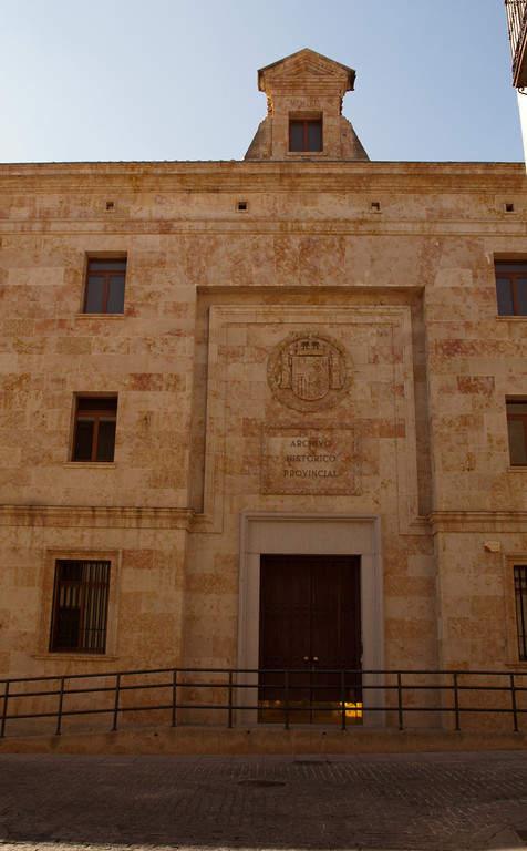 Archivo Histórico Provincial de Salamanca