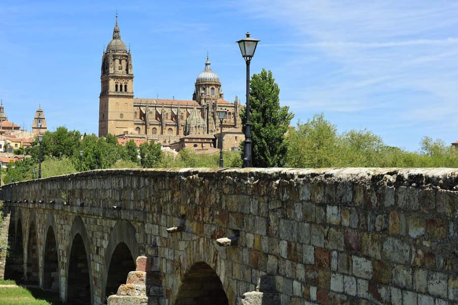 Puente Romano de Salamanca