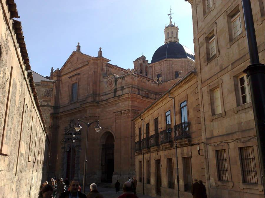 Convento de las Agustinas y Parroquia de la Purísima