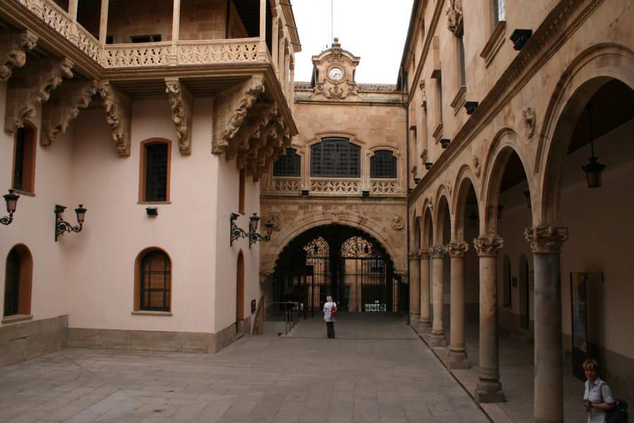 Patio del Palacio Salinas