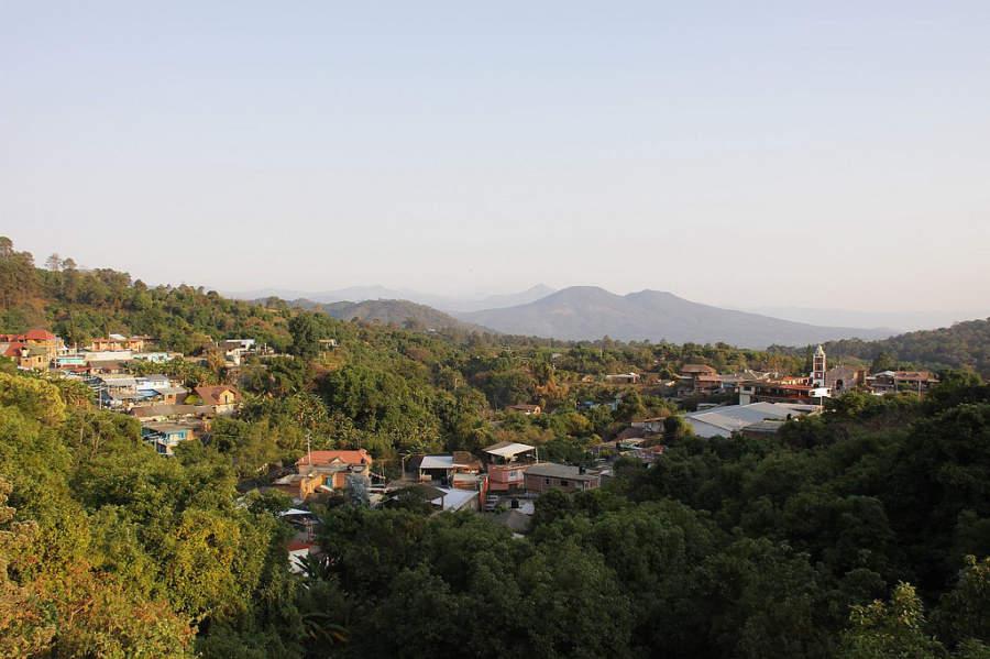 Uruapan, Michoacan, México
