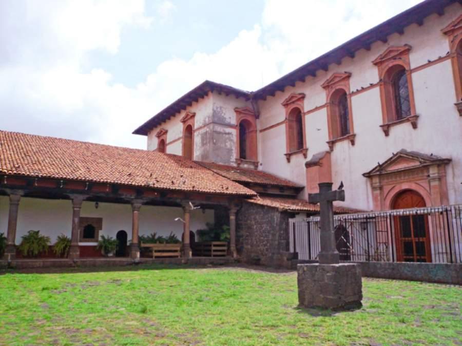 Museo en la ciudad de Uruapan