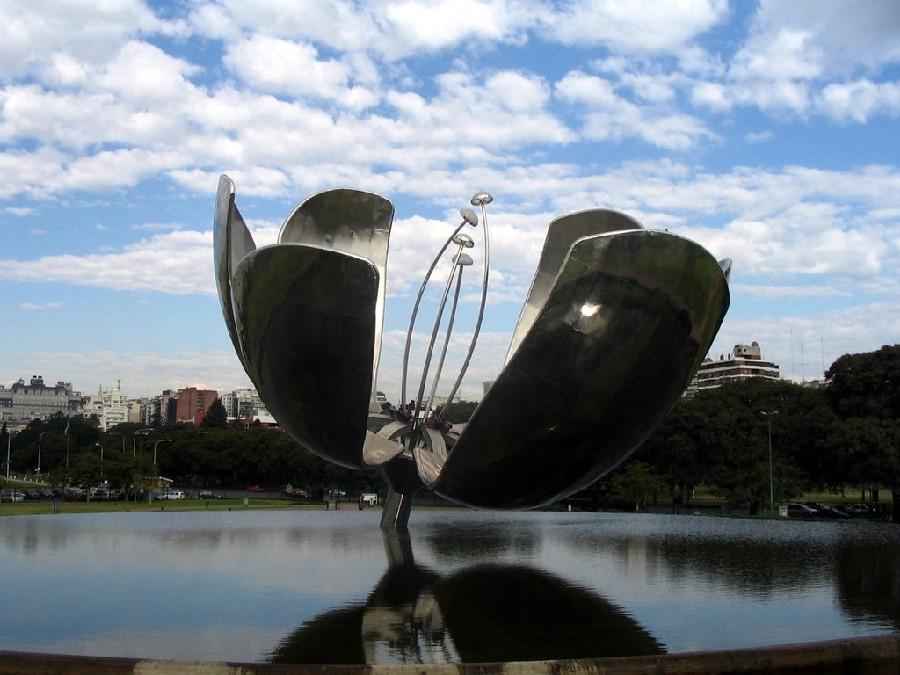 Plaza de las Naciones Unidas, Recoleta