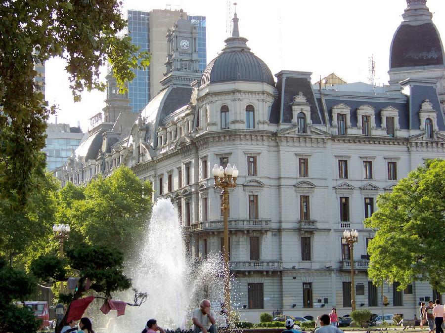 Palacio Municipal de Cd de Buenos Aires