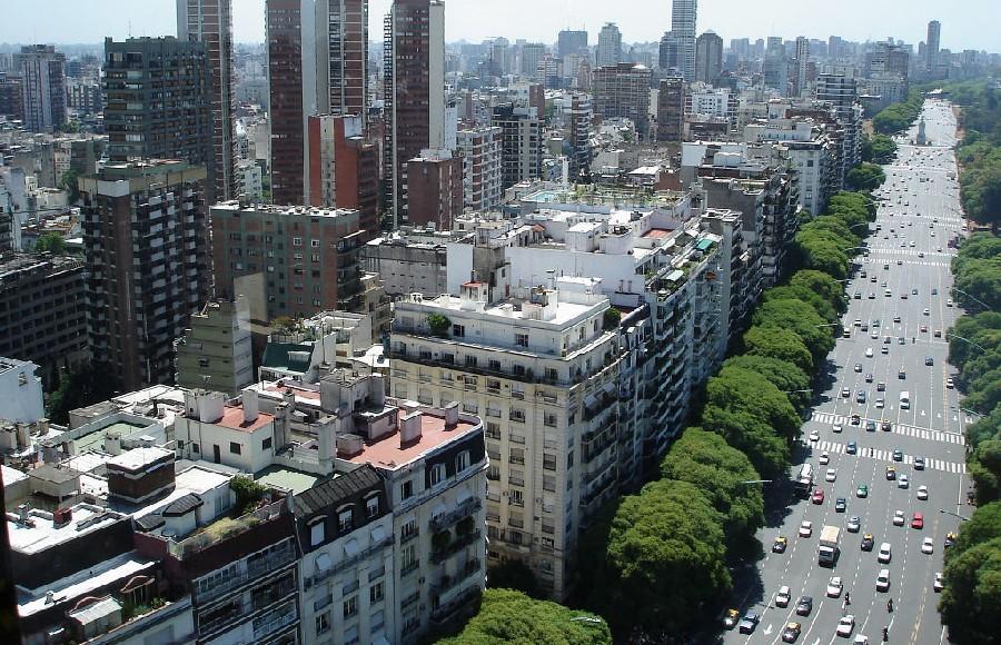 Avenida del Libertador, importante vía