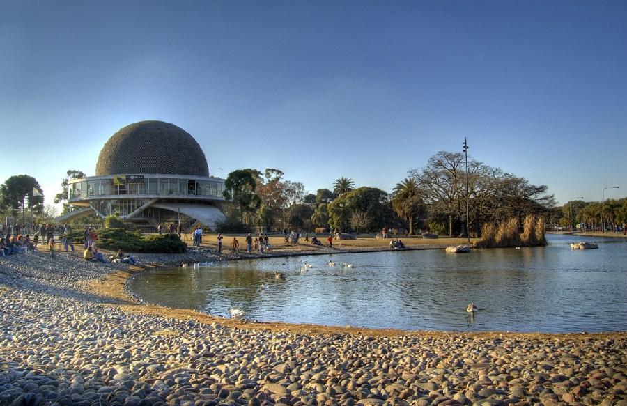Planetario de la Cd de Buenos Aires