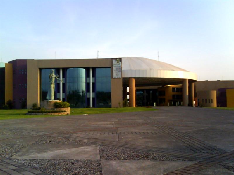 Vista del Complejo Administrativo del Gobierno del Estado de Colima