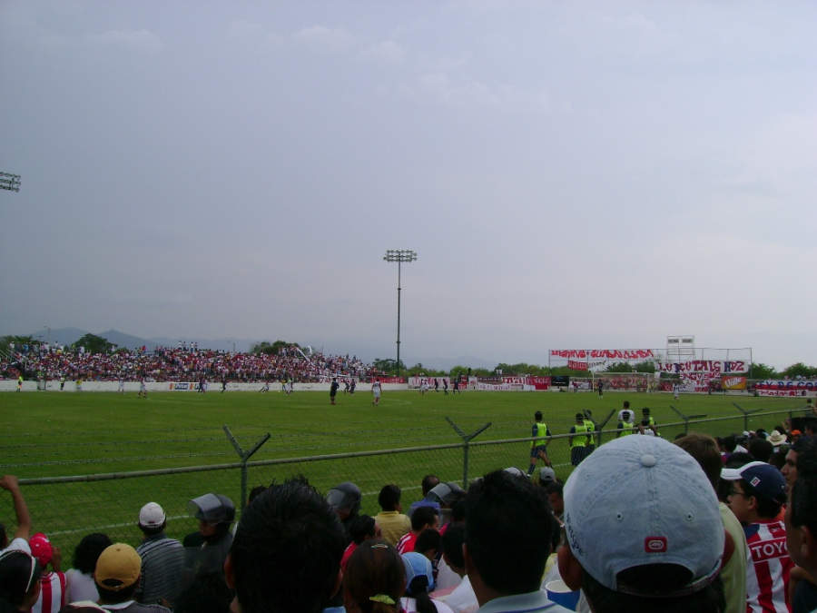 Estadio de Futbol de Colima